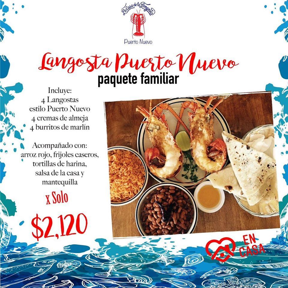 La Casa de La Langosta Puerto Nuevo