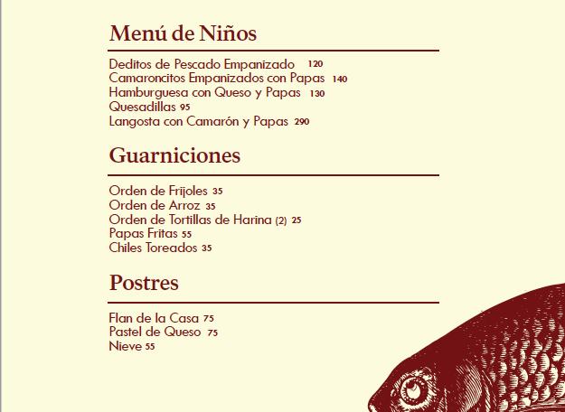 Restaurante Sandras Puerto Nuevo Sabor para llevar