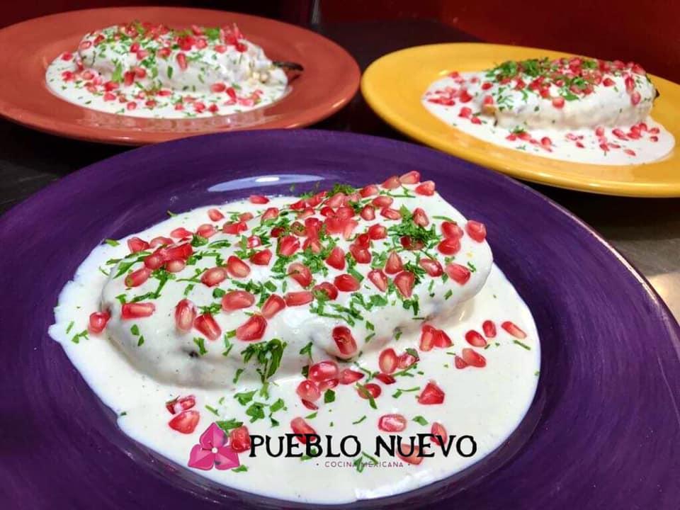 Pueblo Nuevo Cocina Tecate Sabor para llevar