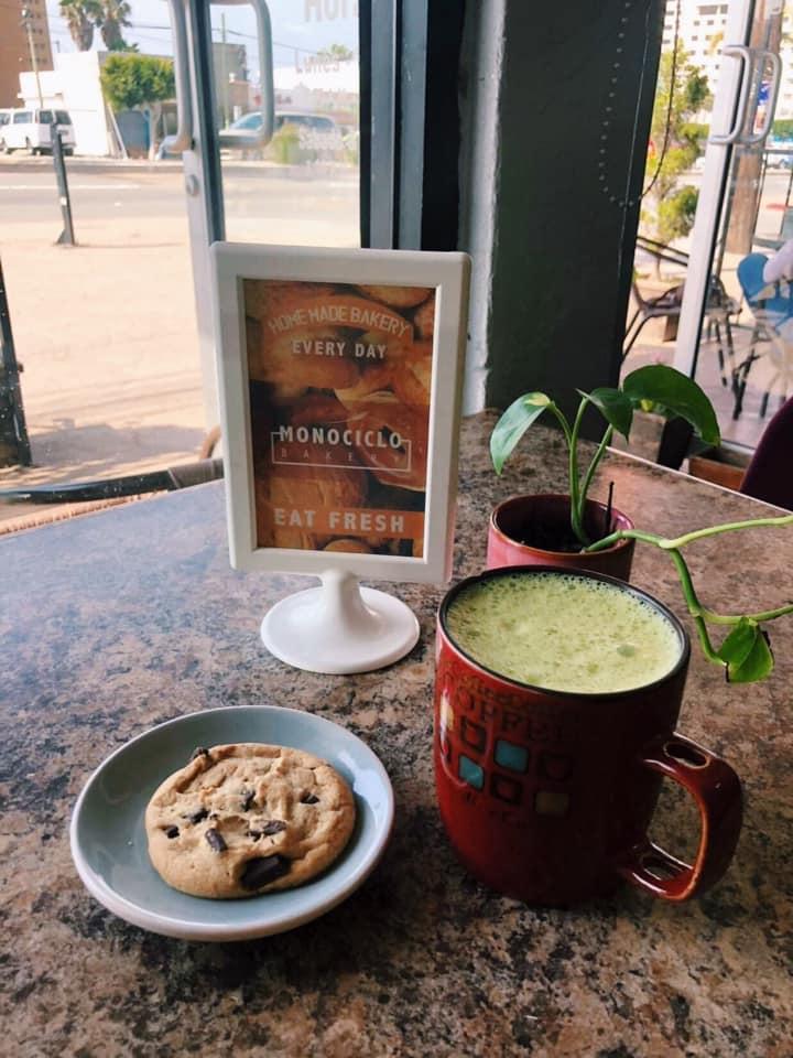 Monociclo Cafe Rosarito sabor para llevar