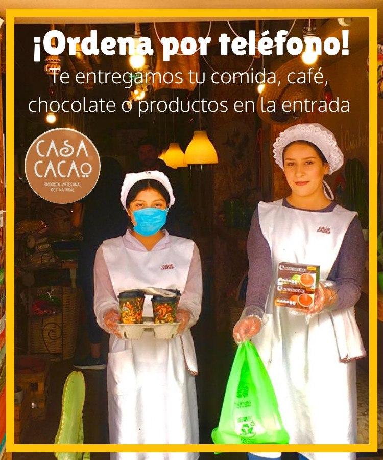 Casa Cacao Tijuana Sabor para llevar