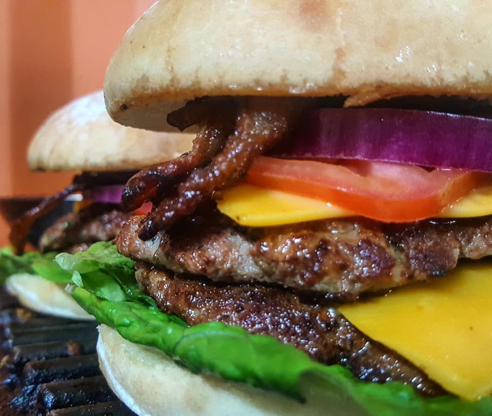 Rocky Bear Burgers Rosarito Sabor para llevar