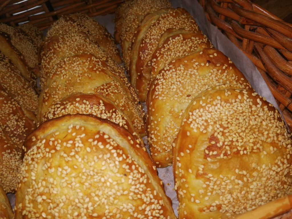 Panaderia La Reina Victoria Tecate Sabor para llevar